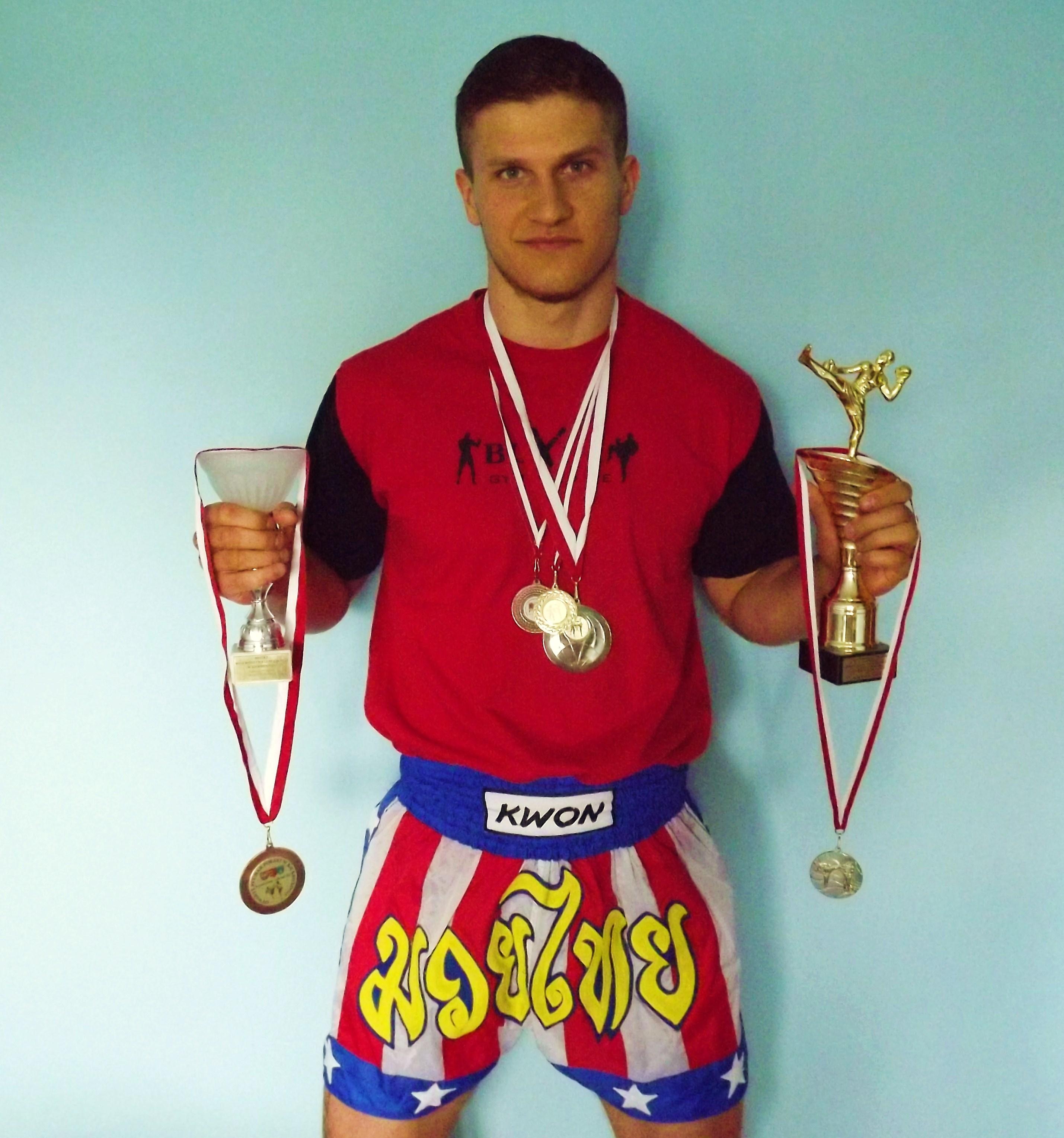 Kickboxer z Łosic