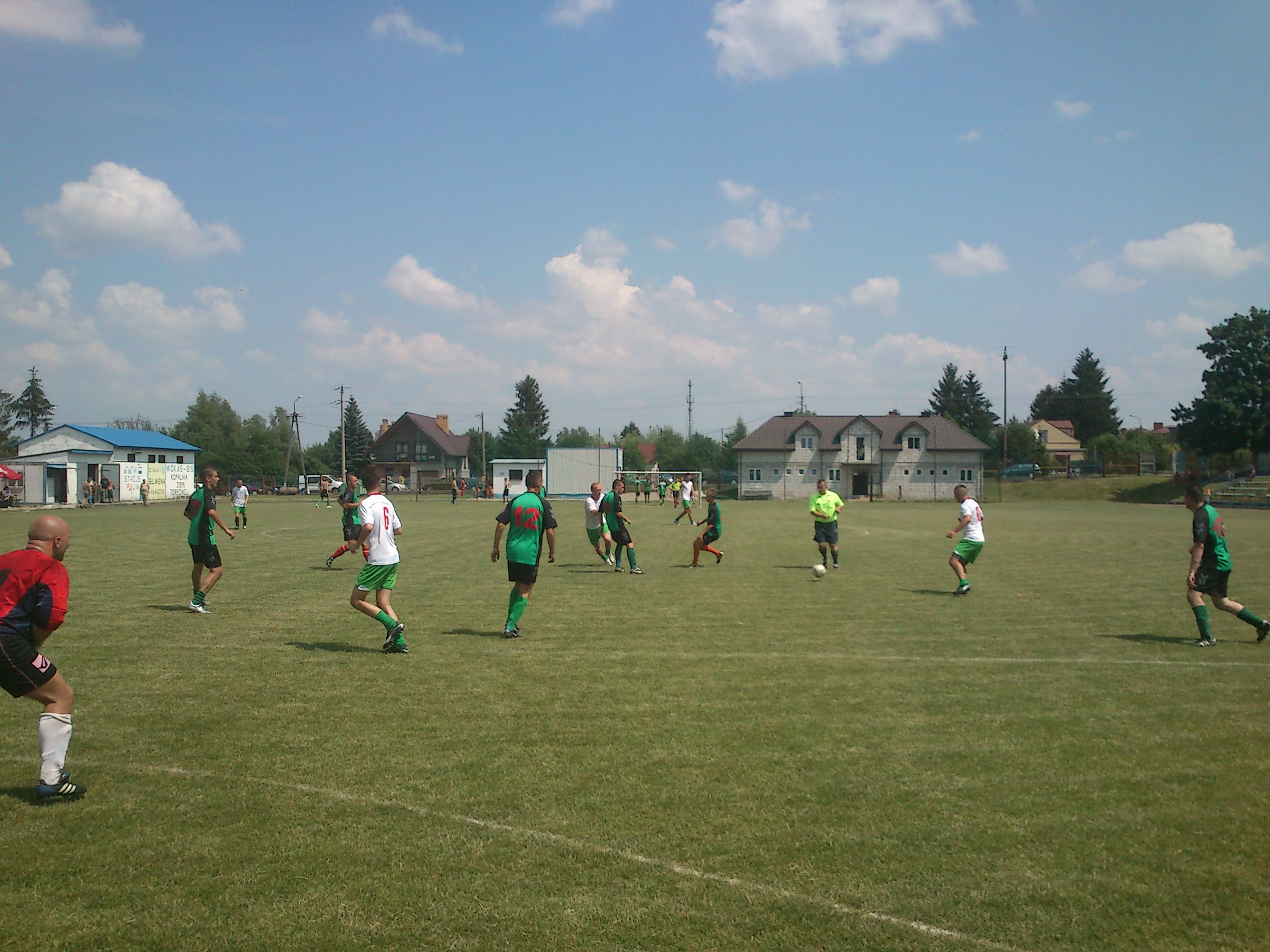 Fotorelacja z Turnieju Piłki Nożnej im. Grzegorza Niedzielskiego