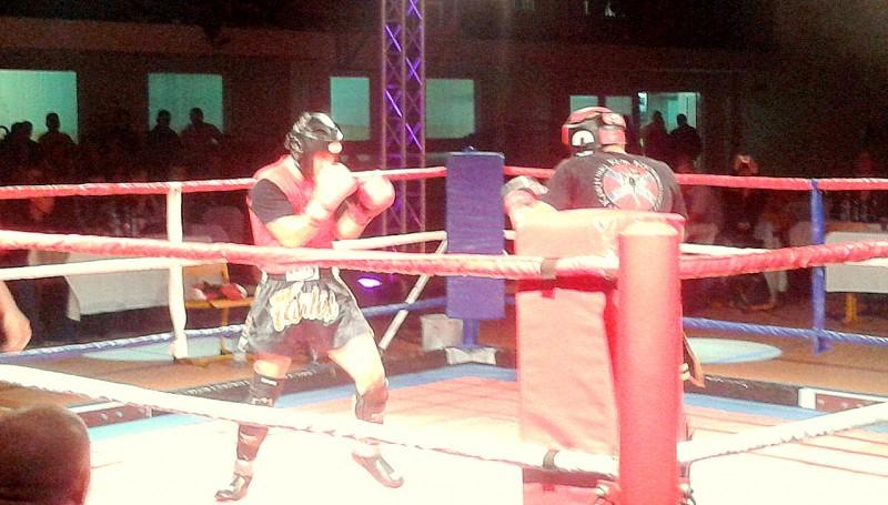 Nasz kickboxer na podium !!!