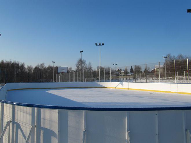 Biały orlik w Łosicach już w połowie grudnia!
