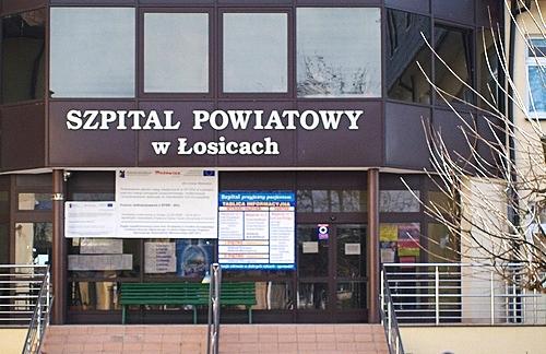 Łosicki SPZOZ w sieci szpitali