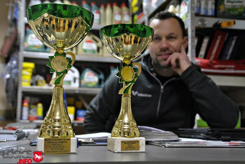 Walczak Rally Team znów na podium