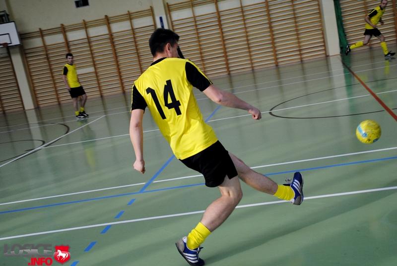 """Futsalowa niedziela w """"Jedynce"""""""