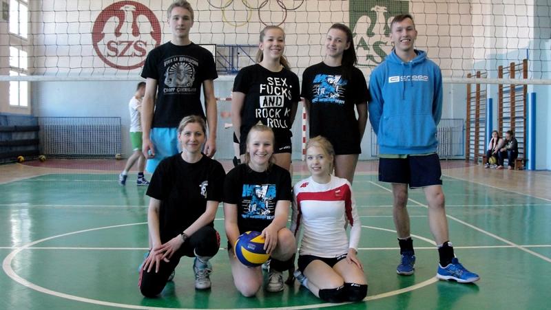 Turniej Siatkówki Drużyn Amatorskich o Puchar Prezesa Zarządu Oddziału Powiatowego ZNP  w Łosicach