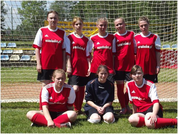 Wywalczyły awans na Ogólnopolski Turniej Piłki Nożnej Dziewcząt Olimpiad Specjalnych