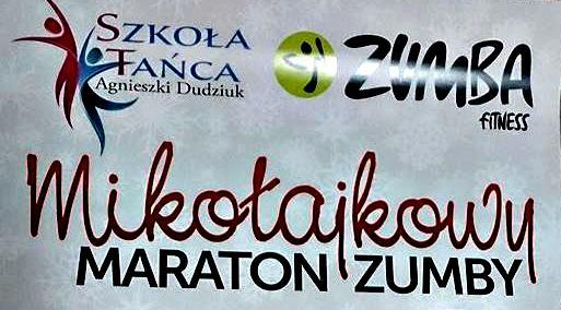 Mikołajkowy Maraton Zumby