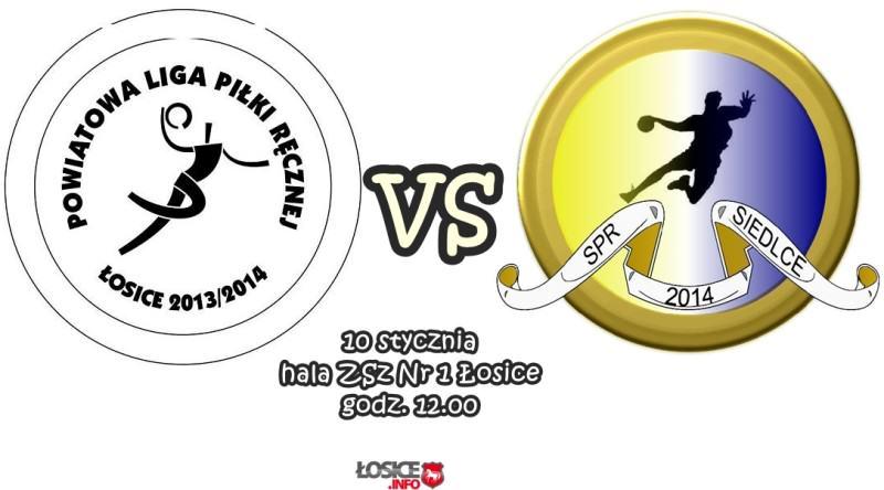 Łosice vs SPR Siedlce