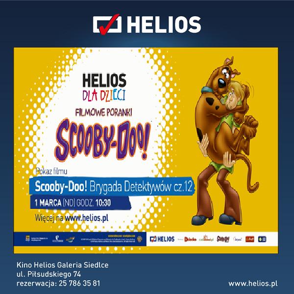 Scooby Doo – Filmowe Poranki