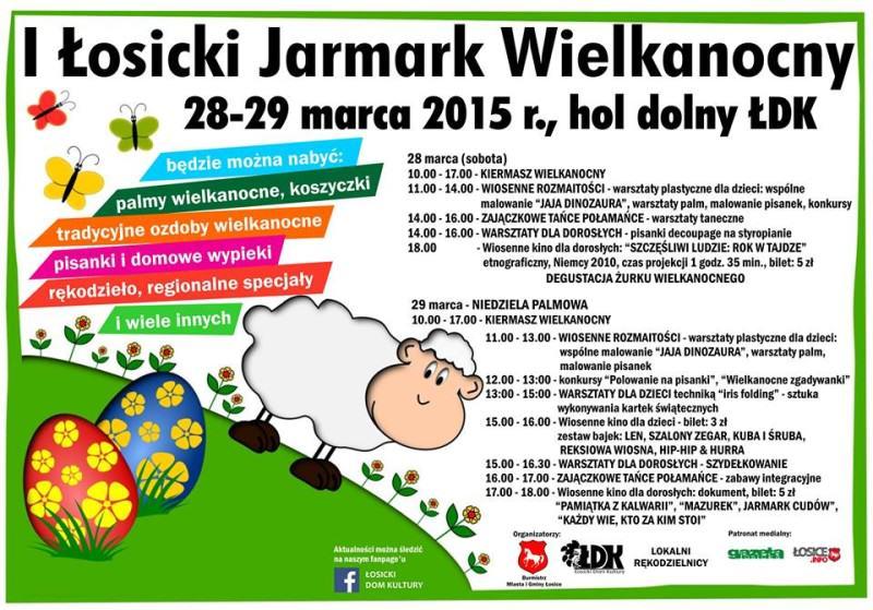 I Łosicki Jarmark Wielkanocny