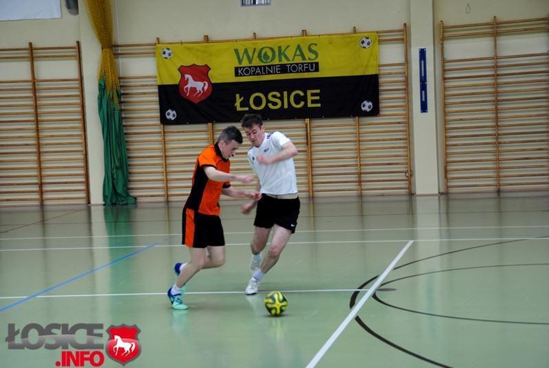 VI halowy Turniej Piłki Nożnej o Puchar Prezesa Zarządu WOKASu za nami