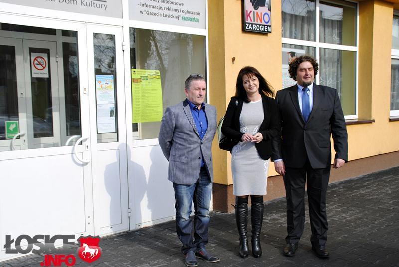 Umowa podpisana! Będzie nowa sala widowiskowa w Łosicach