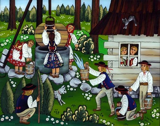 Warsztaty artystyczne w GOK Platerów