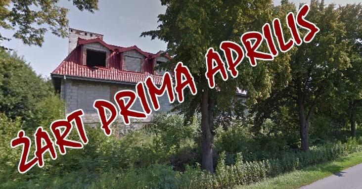 Żart Prima Aprilisowy – nowego centrum handlowego na razie nie będzie