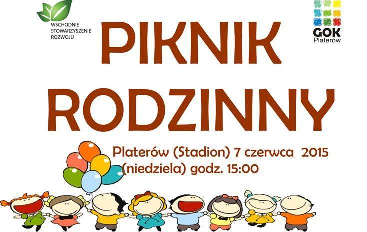 Piknik Rodzinny w Platerowie