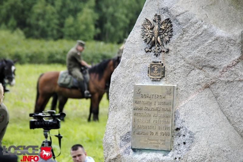 Obchody 71 rocznicy Bitwy pod Jeziorami