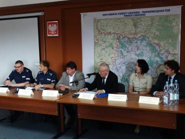 Debata społeczna dotycząca bezpieczeństwa na terenie powiatu łosickiego