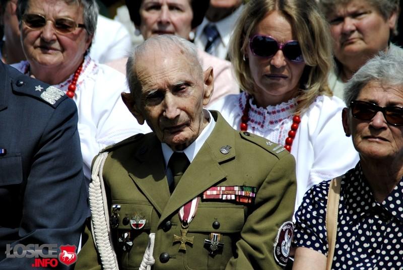 Żywa lekcja historii – uroczyste obchody 71 rocznicy Bitwy pod Jeziorami