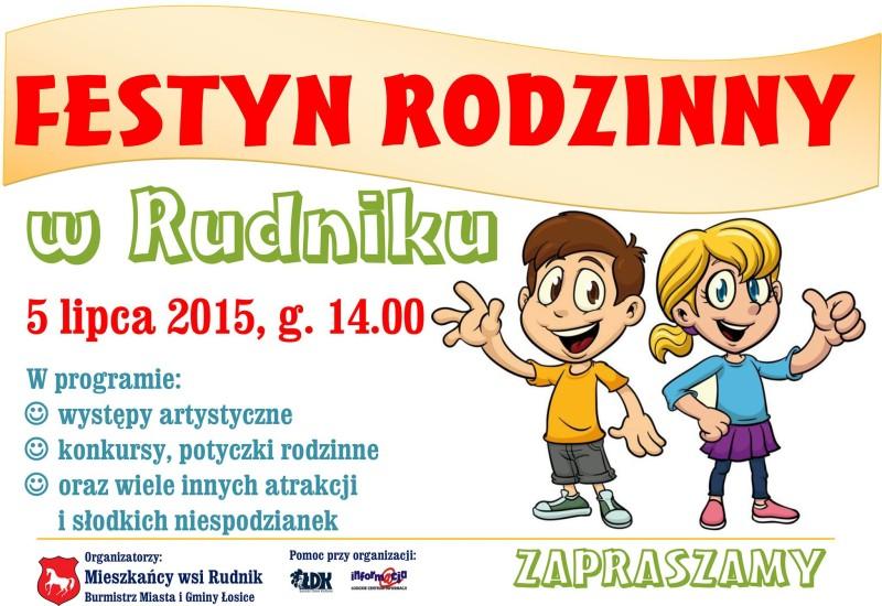 Festyn Rodzinny w Rudniku