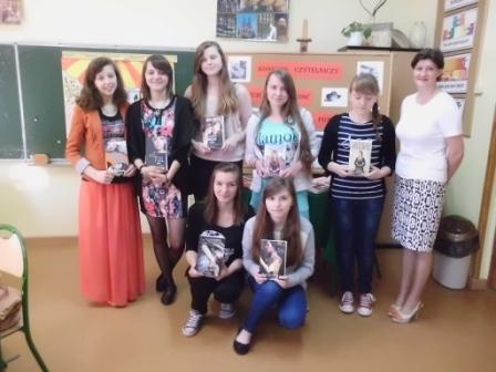 Konkurs czytelniczy w ZPO Platerów