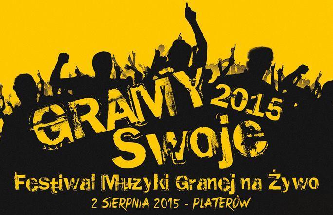 Mocna dawka pozytywnej energii czyli Festiwal Muzyki Granej na Żywo – GRAMY SWOJE