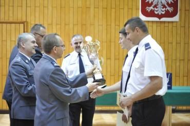 III miejsce łosickich policjantów w Eliminacjach Wojewódzkich XXII Ogólnopolskich Zawodów Policjantów Prewencji