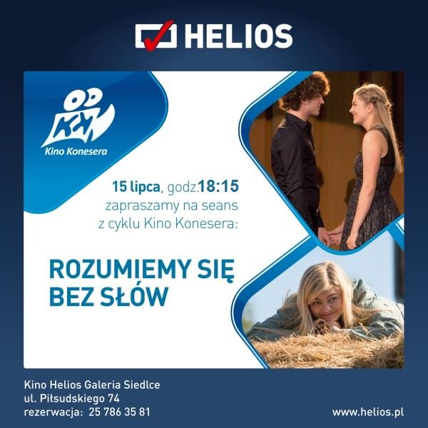 Kino Konesera – wygraj wejściówki