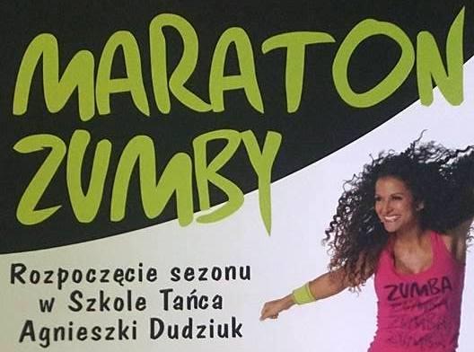 Sprawdź swoje siły w Maratonie Zumby