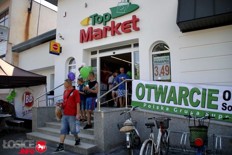Łosicki Top Market ma brata bliźniaka w Janowie Podlaskim