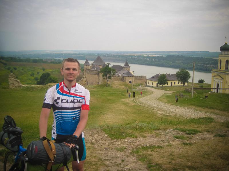 W stepie szerokim, czyli rowerem do Odessy