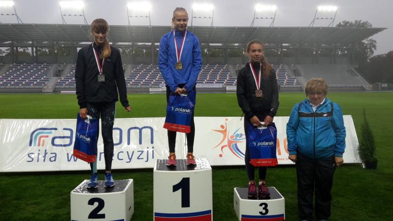 Srebrny medal Mistrzostw Polski w Łosicach!