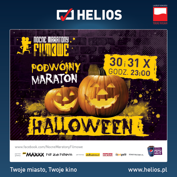 Halloweenowe Maratony Filmowe