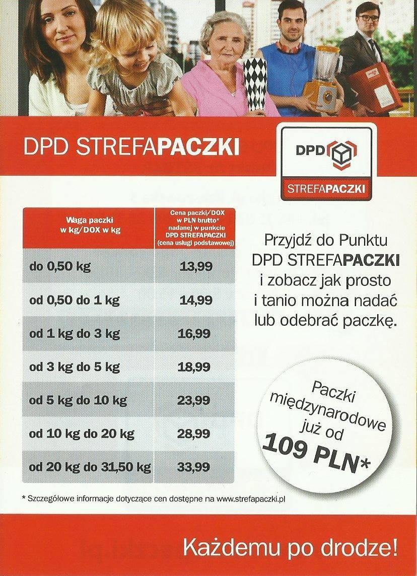 c01342d6e19c39 STREFA PACZKI ŁOSICE Punkt nadania przesyłek kurierskich - Łosice - portal  społeczności powiatu łosickiego