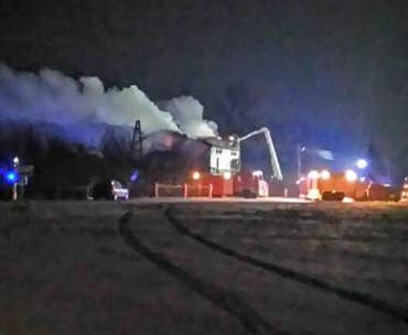 Pożar w Bolestach