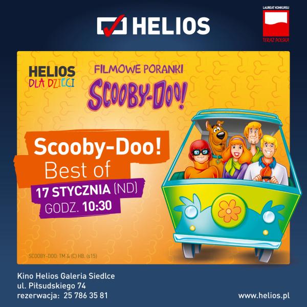 Wygraj bilety na Scooby-Doo