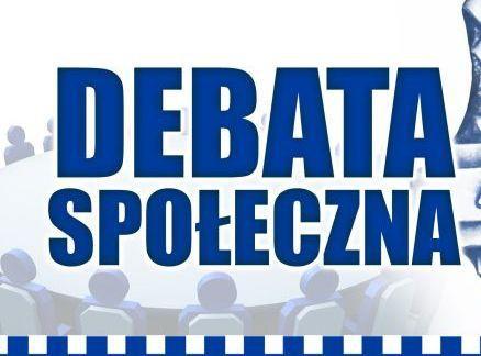 Zaproszenie na debatę społeczną poświęconą bezpieczeństwu na terenie gminy Sarnaki