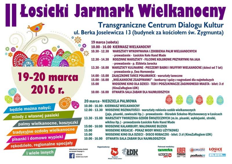 II Łosicki Jarmark Wielkanocny