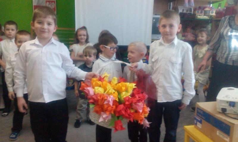 Dzień Otwarty w Przedszkolu Samorządowym w Niemojkach