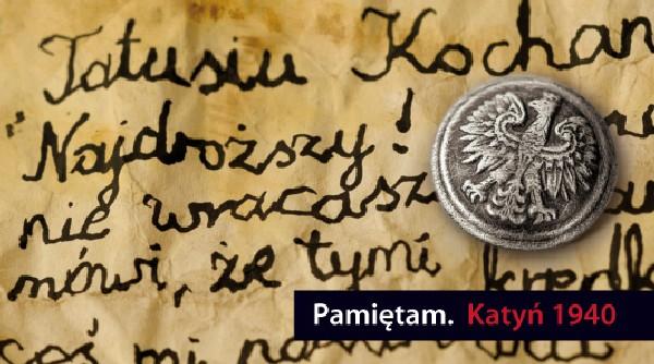 Dzień Pamięci Ofiar Zbrodni Katyńskiej