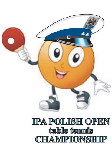 IV OTWARTE MISTRZOSTWA POLSKI MIĘDZYNARODOWEGO STOWARZYSZENIA POLICJI IPA W TENISIE STOŁOWYM