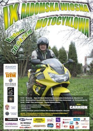 Motocyklowa Wiosna