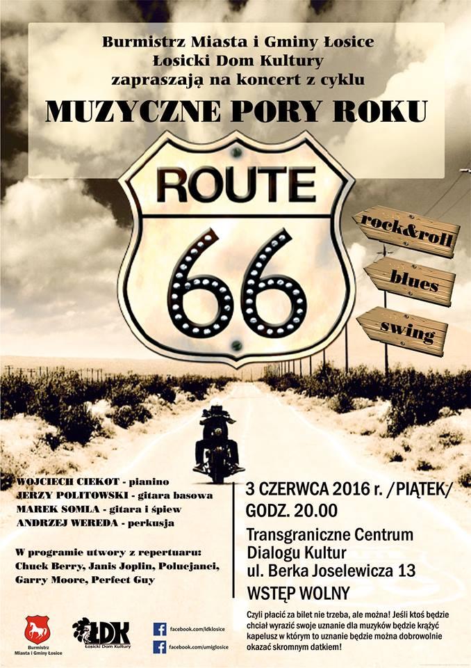 Muzyczne Pory Roku… Route66
