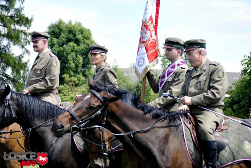 Uroczyste obchody 72 rocznicy Bitwy pod Jeziorami