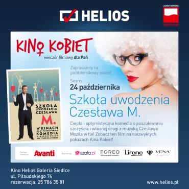 Szkoła uwodzenia Czesława M. – wygraj bilety