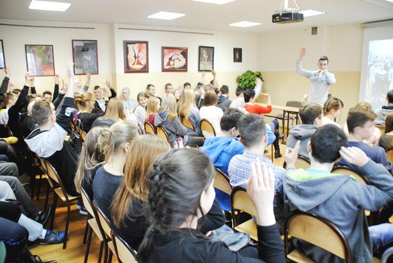 Najmłodszy autor fantasy znów w Łosicach i Górkach