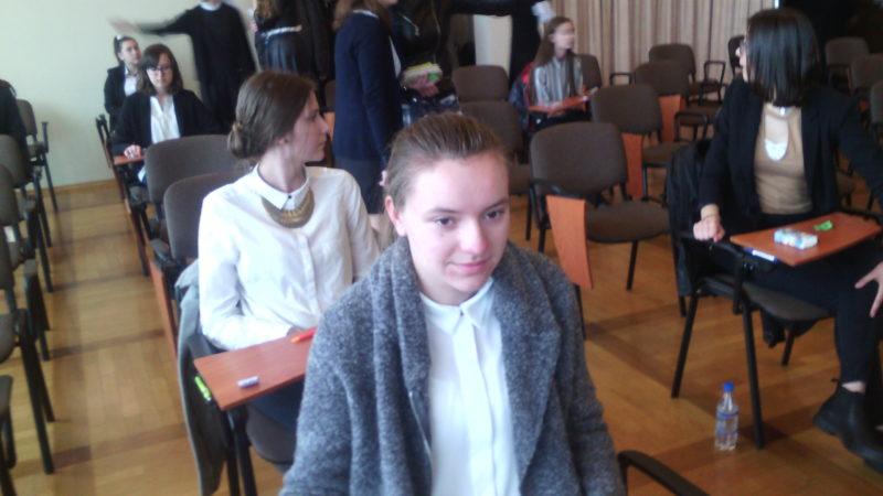 Gimnazjalistka z Łosic została finalistką w konkursie wiedzy o św. Faustynie