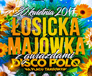 Łosicka Majówka z Gwiazdami Disco Polo
