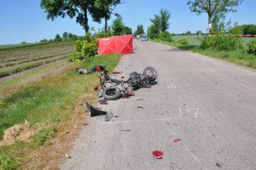 11 latek zginął w wypadku drogowym