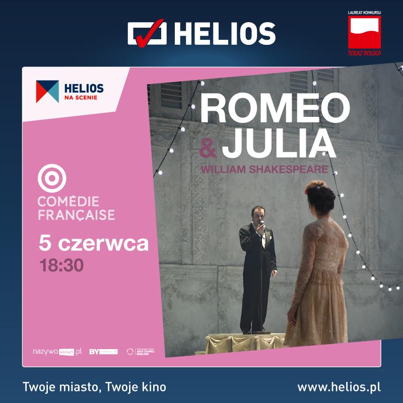 Helios na scenie – wygraj bilety