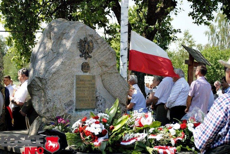 73 rocznica Bitwy pod Jeziorami