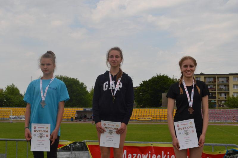 Medale dla Łosic